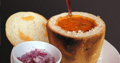 pasulj u hlebu