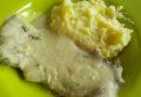Jednostavne šnicle u kremastom sosu