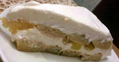 Vanjina voćna mikser torta
