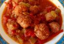 Lagani, šareni, letnji ručak: Spetzofai – grčka mućkalica