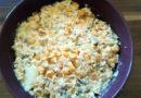 Salata sa kukuruzom i piletinom